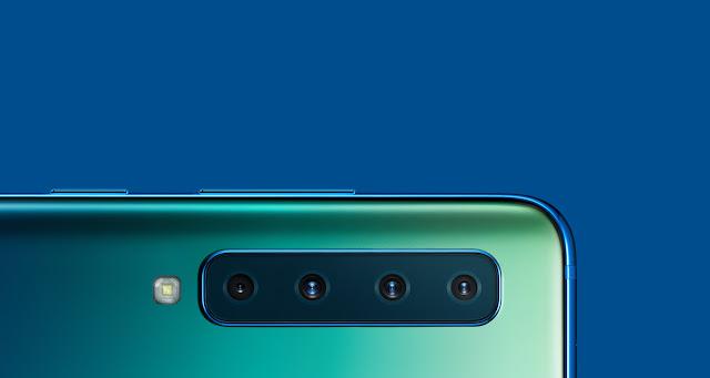 Spesifikasi Samsung Galaxy A9 (2018), Miliki Empat Kamera Belakang