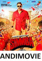 Simmba 2018 Hindi Movie 720p Download