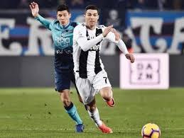 اهداف مباراة يوفنتوس واتالانتا 0-3 كأس ايطاليا اليوم اونلاين 30/1/2019 Juventus and Atlanta