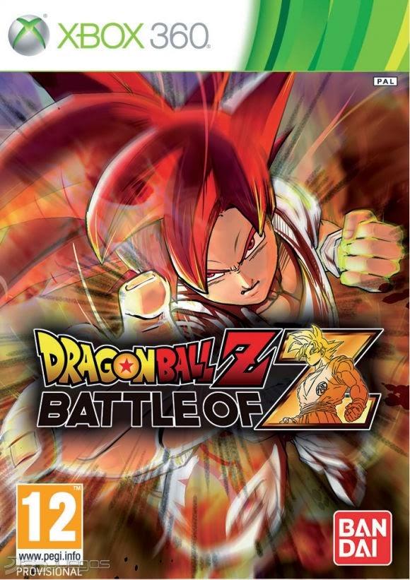 Dragon Ball Z Battle Of Z Xbox 360 Espanol Region Ntsc U Pal Xgd2