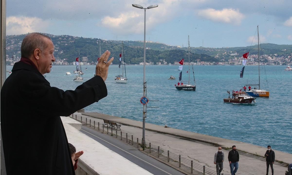 Ερντογάν: «Να σταματήσει η Ελλάδα να κάνει νταηλίκια! Μην δοκιμάζετε την υπομονή μας!»