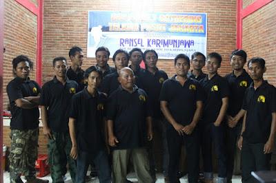 Team Ransel Karimun Jawa