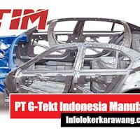 Lowongan Kerja PT G-Tekt Indonesia Manufacturing Indotaisei