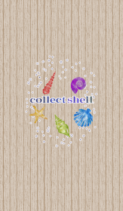 collect shell