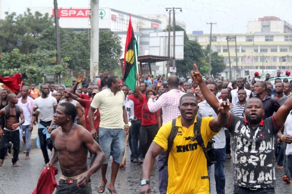 IPOB replies Military