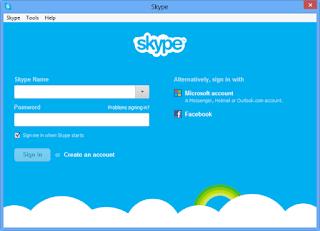 تحميل سكاى بى Skype للكمبيوتر احدث اصدار %D8%B3%D9%83