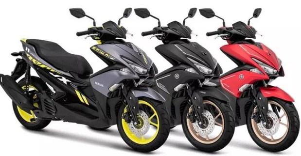 Yamaha Aerox Terbaru 2019