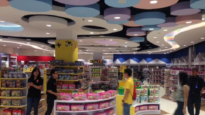 Lowongan kerja Pegawai Toko store mall di jakarta