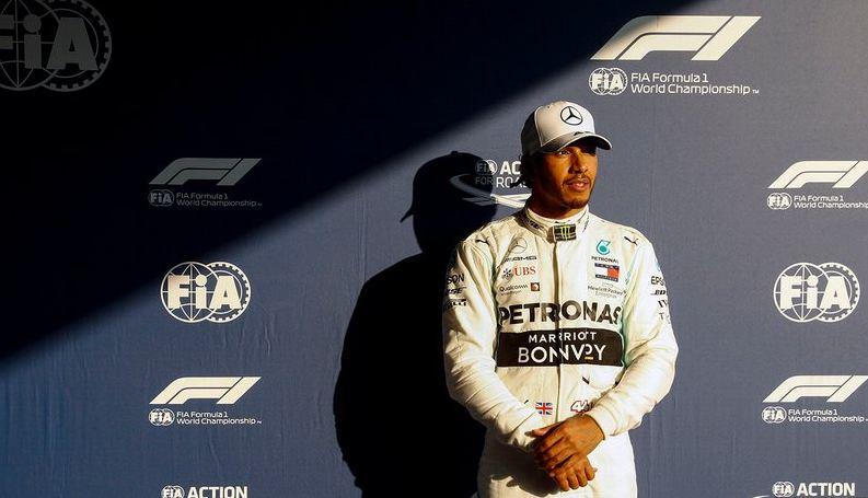 f1 hellenic fan club - Gp Αυστραλίας (Q) : Pole ο Hamilton - Απογοήτευσε η Ferrari