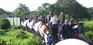 immigrant train