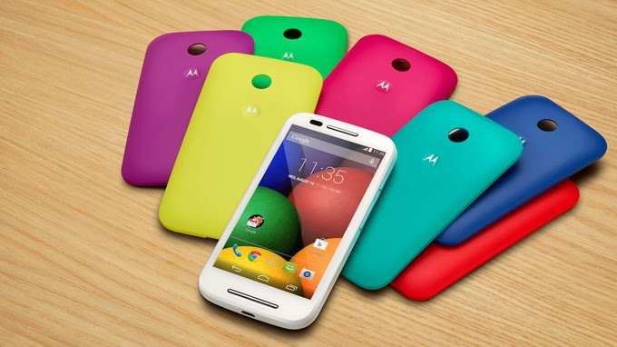 Motorola Moto E - Video Review