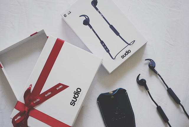 Sudio TRE earphones - Review and Promo Code