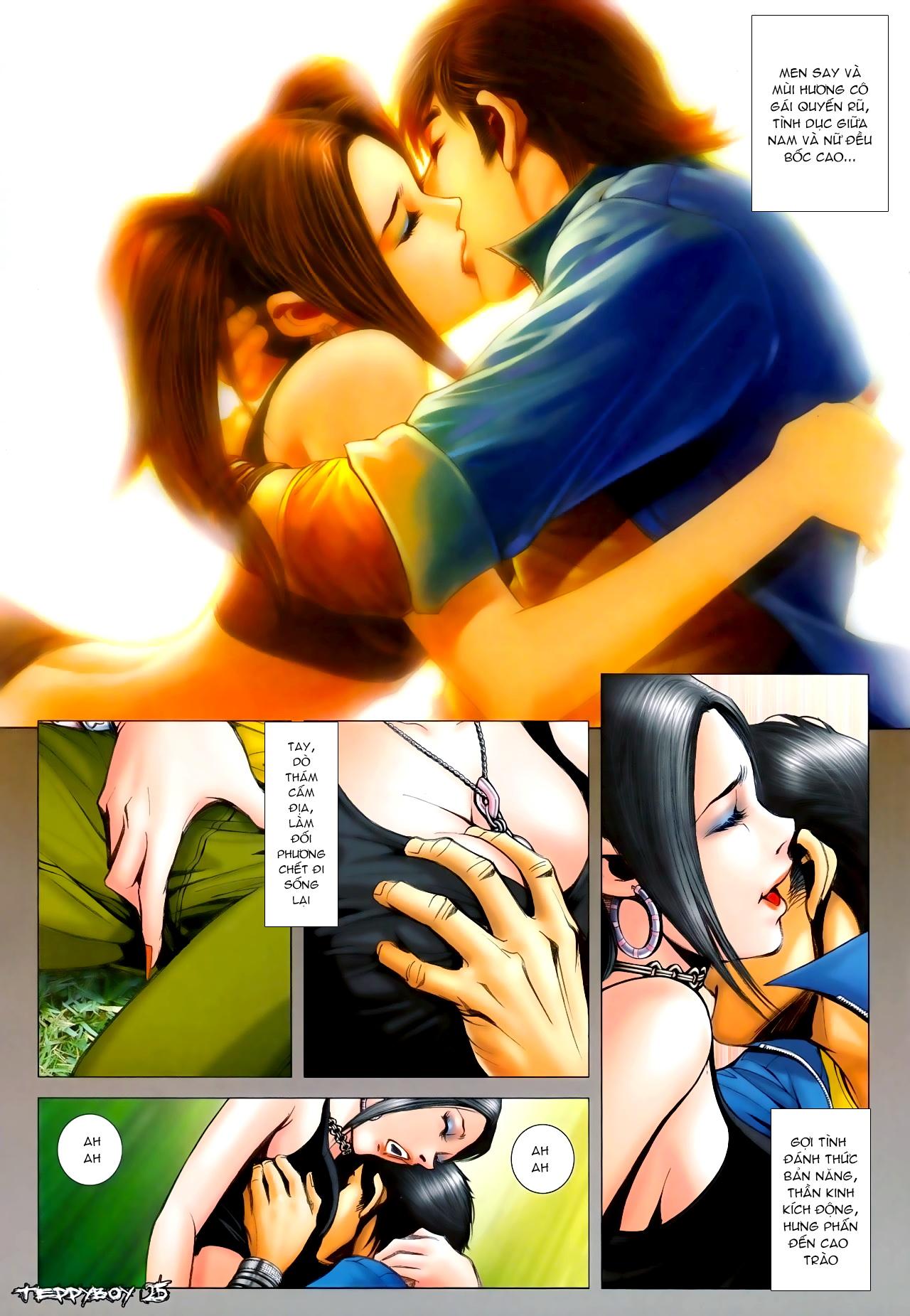 Người Trong Giang Hồ - Chapter 1295: Yêu không được Buông không xong - Pic 20