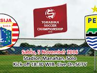 TSC 2016: Persija vs Persib