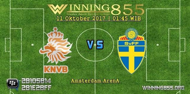 Prediksi Skor Belanda vs Swedia