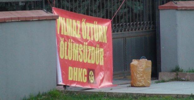 Sancaktepe Belediyesi önünde bomba paniği!