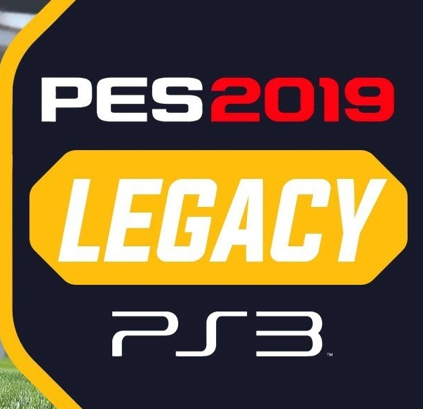 PES 2018 PS3 Option File PES 2019 Legacy by AndrewPES Season 2018