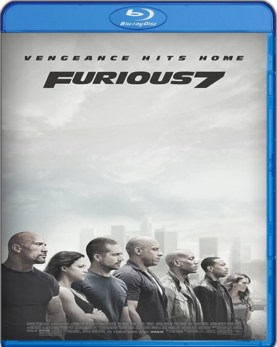 Fast & Furious 7 [BD25] [2015] [Latino] [2 in 1]