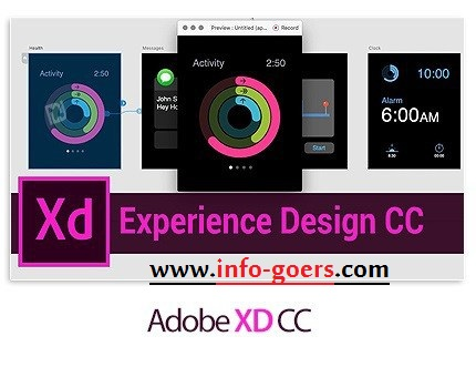 Adobe XD CC 2018 v3.1.12 Mac Description
