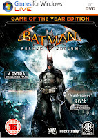 Batman Arkham Asylum GOTY Edition (PC)