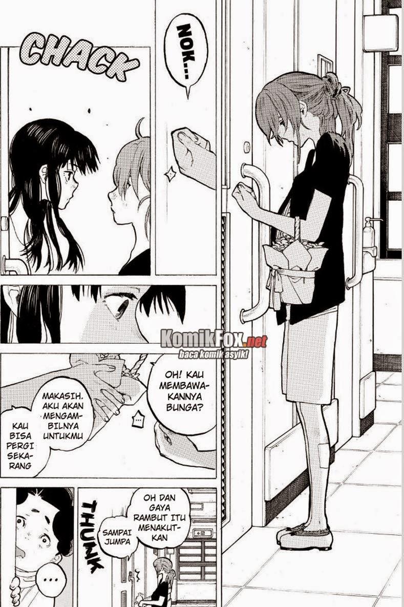 Koe no Katachi Chapter 46-4