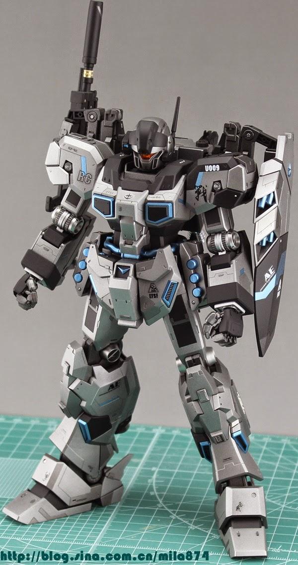 MG 1/100 Jesta Custom Build - Gundam Kits Collection News ...