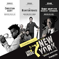 Clamors Live presenta New York Modern Gentleman