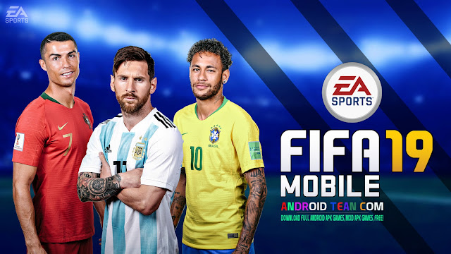download game fifa 19 mobile mod apk