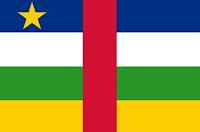 Bendera Republik Afrika Tengah