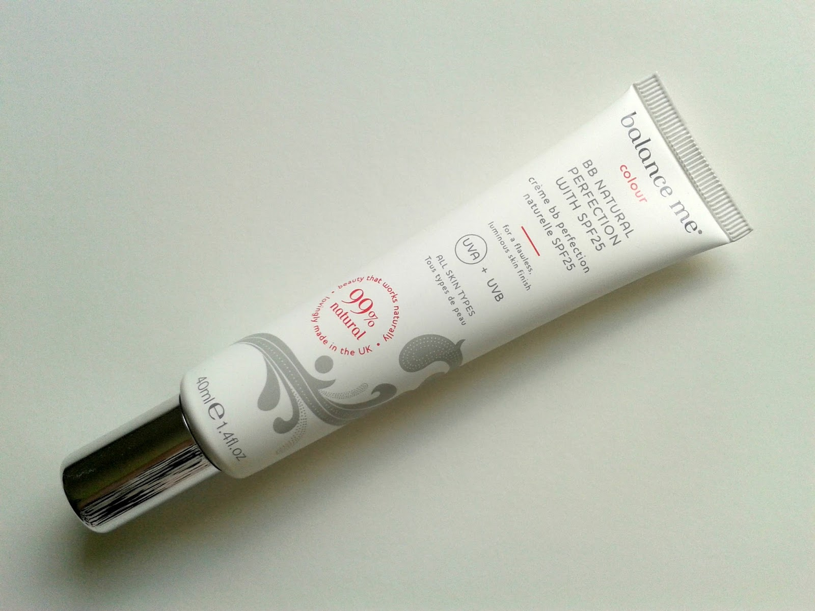 Balance Me BB Natural Perfection SPF 25 Beauty Review