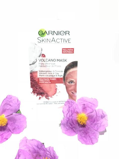 Mascarilla Garnier Skin Active Notino