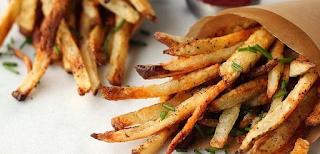 Οι Βέλγοι κάνουν τις καλύτερες τηγανιτές πατάτες - Η συνταγή τους