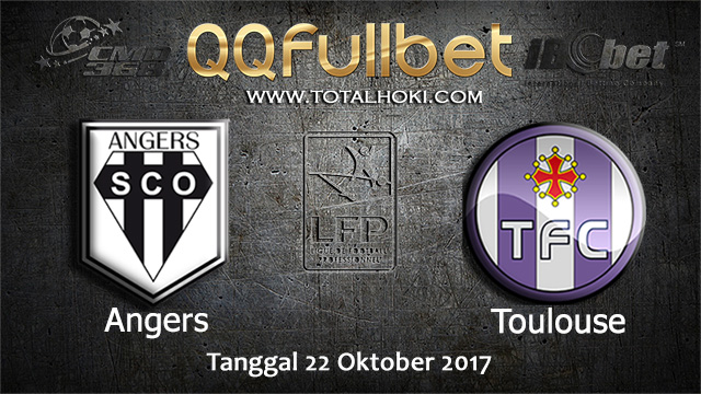 PREDIKSIBOLA - PREDIKSI TARUHAN BOLA ANGERS VS TOULOUSE 22 OCTOBER 2017 (LIGUE 1)