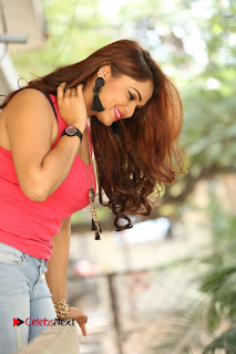 Tollywood Actress Ashwini Latest Stills in Ripped Jeans  0080.JPG