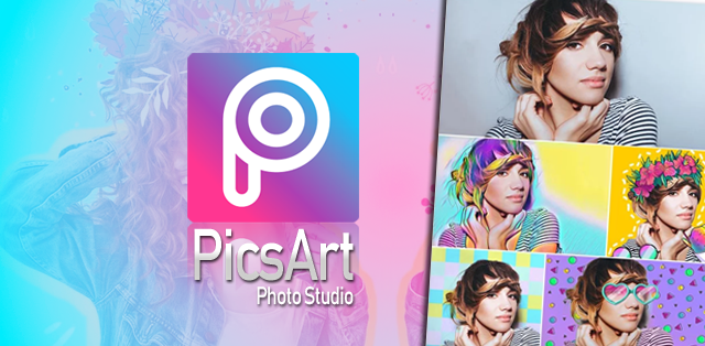 PicsArt Photo Studio Full Apk Premium Terbaru