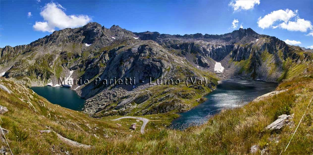 laghi in val Lavizzara