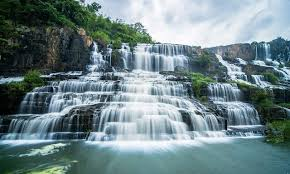 DaLat Waterfall Tour