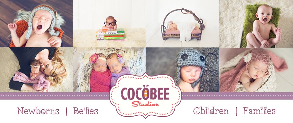 Cocobee Studios  |  Salt Lake City Newborn and Family Photographer
