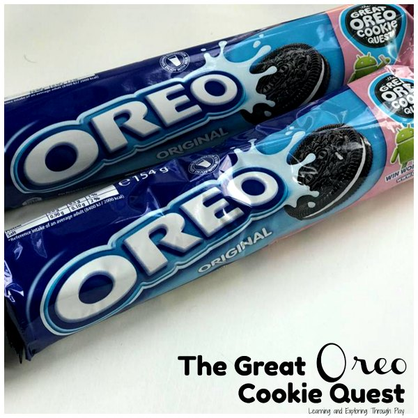 Oreo Cookie Quest