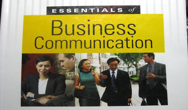 contoh makalah komunikasi bisnis