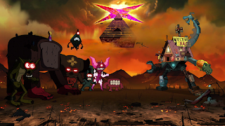 Jogo Gravity Falls – Weirdmageddon 3 Online Gratis