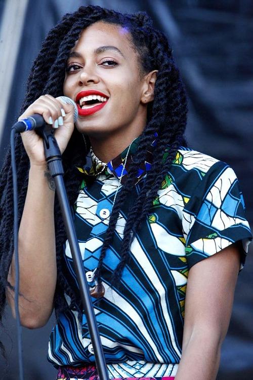 That Tainted Skin Solange x Havana Twist braids