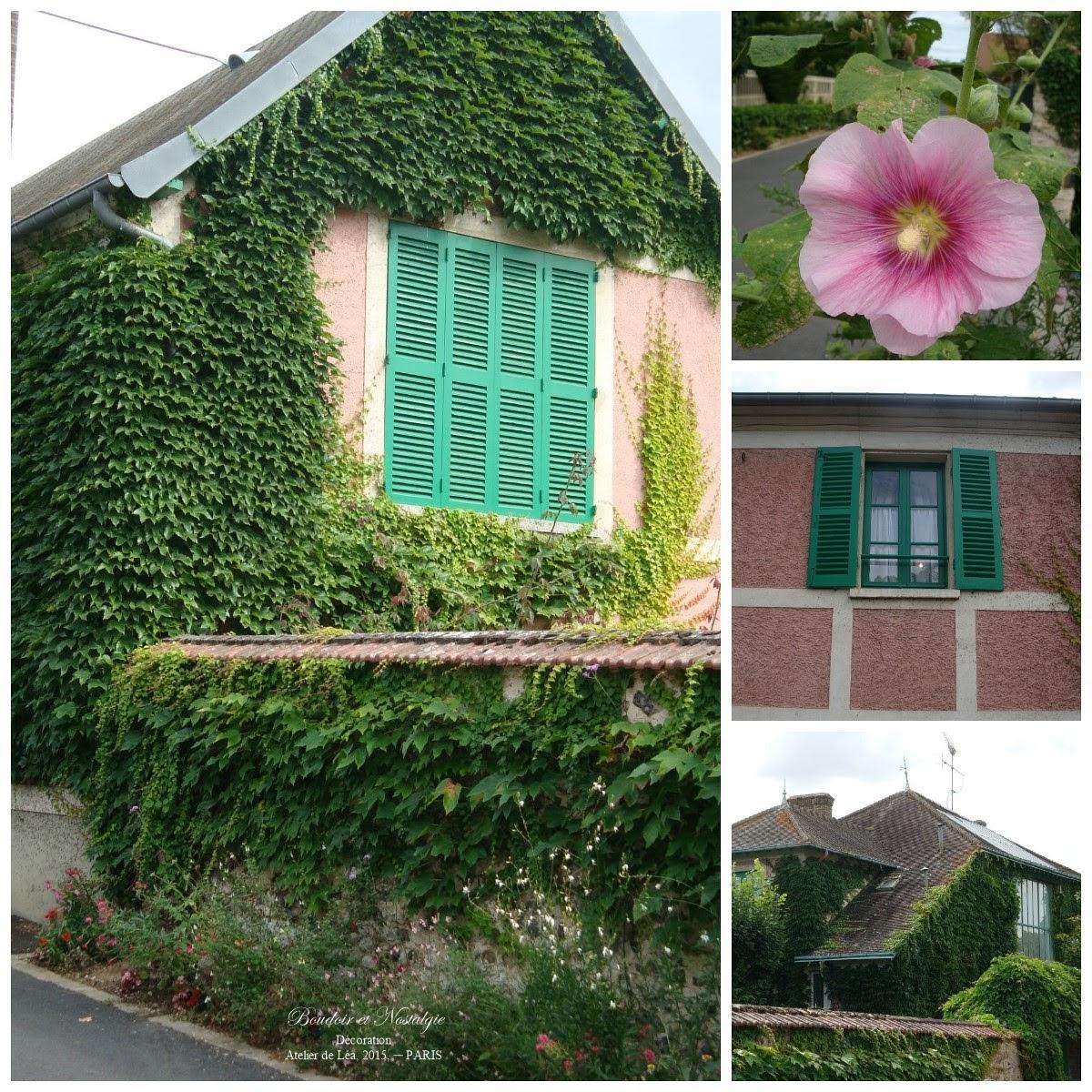 C'est un endroit qui m'a fait, à plus d'un titre, penser à Montmartre.
