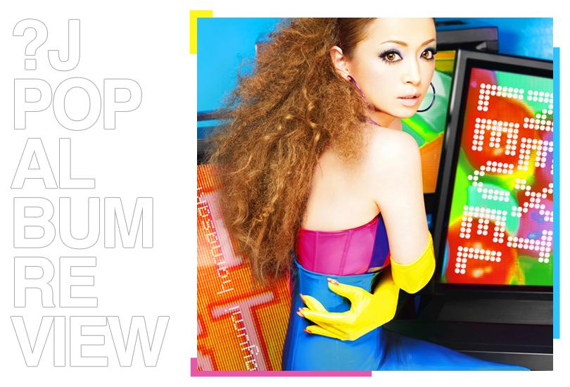 Album review: Ayumi Hamasaki - Next level | Random J Pop