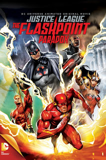 Justice League:The Flashpoint Paradox (2013) จัสติซ ลีก จุดชนวนสงครามยอดมนุษย์