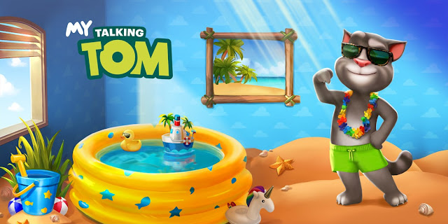 My Talking Tom 2 1 1 0 112 Apk Mod Money for Android Offline