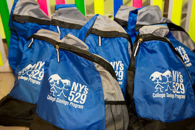 NY's 529 College Savings Program #NYs529Event