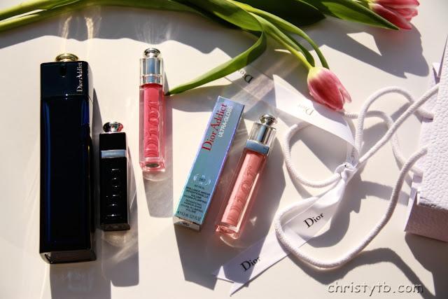 Блеск для губ из обновленной линейки Dior Addict ultra-gloss 267 So Real sensational mirror shine hydra-plumping volume