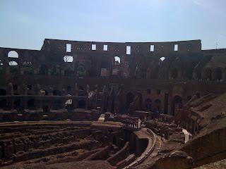 Roman Coliseum Rome Italy