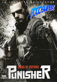 Punisher War Zone Zona di Guerra recensione poster